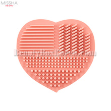 MISSHA Peach Brush Cleaning Pad 1ea[Peach Land][Online Excl.],MISSHA
