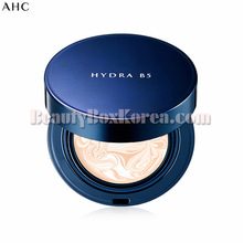 A.H.C Premium Hydra B5 Ampoule Cover Pact 12g+Refill 12g,AHC