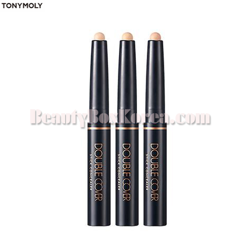 TONYMOLY Double Cover Stick Concealer 1.5g,TONYMOLY
