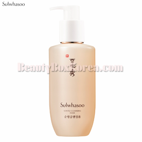 SULWHASOO Gentle Cleansing Foam 200ml,SULWHASOO