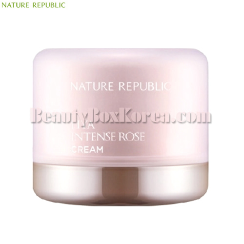NATURE REPUBLIC Hya Intense Rose Cream 50ml,NATURE REPUBLIC