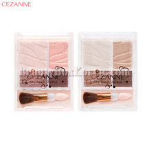 CEZANNE Airy Touch Shadow 3.8g,CEZANNE