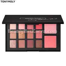TONYMOLY Perfect Style Street Culture Multi Palette 22.2g,TONYMOLY