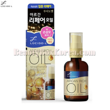 LUCIDO-L Argan Hair Treatment Repair Oil 60ml,LUCIDO-L