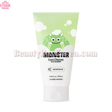 ETUDE HOUSE Monster Foam Cleanser 250ml,ETUDE HOUSE