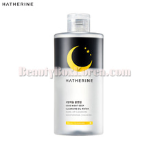 HATHERINE Good Night Deep Cleansing Oil Water 300ml,HATHERINE