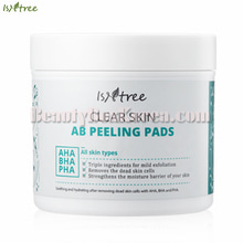 ISNTREE Clear Skin AB Peeling Pads 70pads,ISNTREE