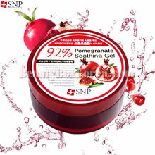 SNP Pomegranate 92% Soothing Gel 300g,SNP