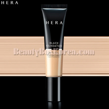 HERA Black Foundation SPF15/PA+ 35ml,HERA