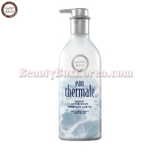 HAPPY BATH Eau Thermale Silica Scrub Wash 650ml,HAPPY BATH