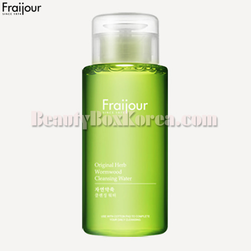 FRAIJOUR Original Herb Wormwood Cleansing Water 300ml,FRAIJOUR