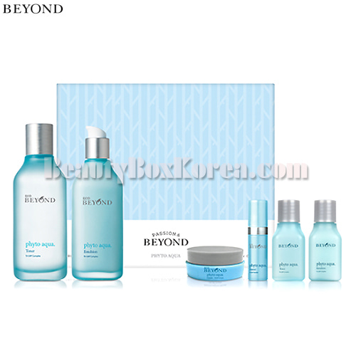 BEYOND Phyto Aqua Skin Care Set 6items,BEYOND