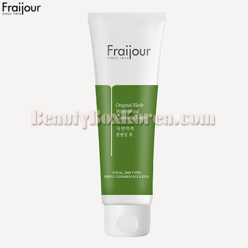 FRAIJOUR Original Wormwood Cleansing Foam 150ml,FRAIJOUR