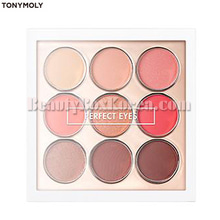TONYMOLY Perfect Eyes Mood Eye Palette 05 Blossom Mood 8.5g,TONYMOLY