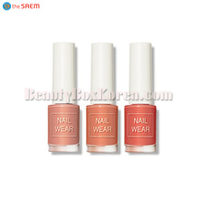 THE SAEM Living Coral Collection Nailware 7ml,THE SAEM