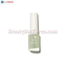 THE SAEM Nail Wear Matte Topcoat 7ml,THE SAEM