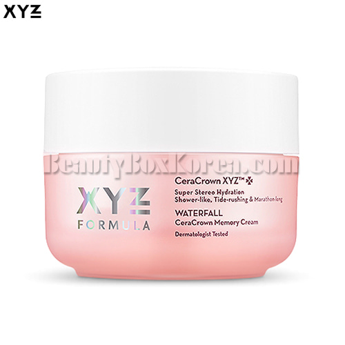 XYZ Waterfall Cera Crown Memory Cream 50ml,XYZ