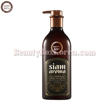 HAPPY BATH Siam Aroma Salt Scrub Wash 650ml,HAPPY BATH