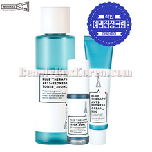 NORMAL NO MORE Blue Therapy Anti-Redness Set 3items,NORMAL NO MORE