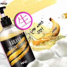 MS MAD Banana Poktan Shampoo 500ml,Other Brand