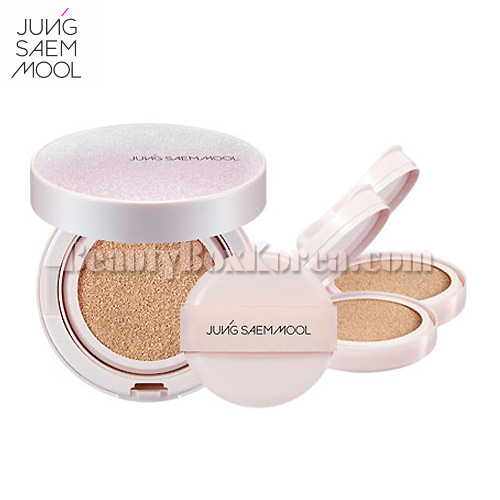 JUNGSAEMMOOL Pink Perfection Edition Essential Skin Nuder Cushion Special Set 3items,JUNGSAEMMOOL