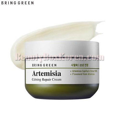 BRING GREEN Artemisia Calming Repair Cream 75ml,BRING GREEN