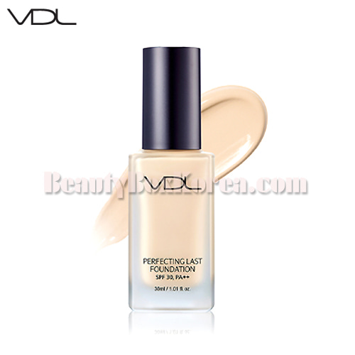VDL Perfecting Last Foundation SPF30 PA++ 30ml, VDL