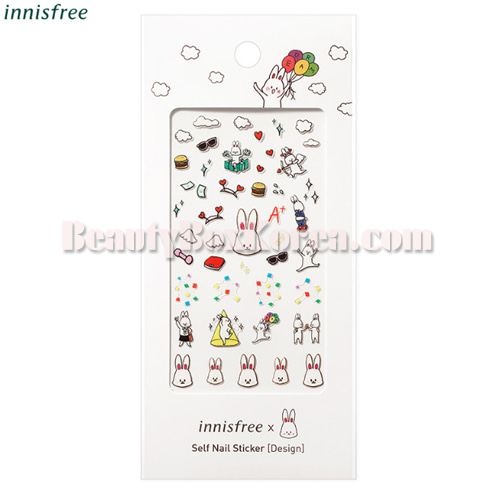 INNISFREE Self Nail Sticker - Design 1ea[Benny Collection],INNISFREE