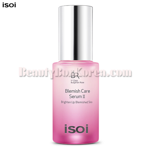 ISOI Bulgarian Rose Blemish Care Serum Ⅱ 35ml,ISOI