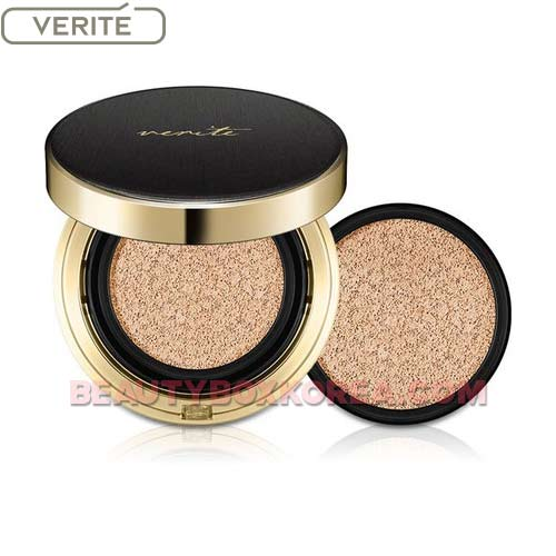 VERITE Noir Satin Fit Cushion SPF50+ PA++++ 15g*2ea,VERITE