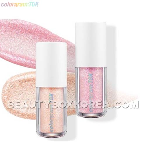 COLORGRAM:TOK X IZ*ONE Milk Bling Shadow 3.2g,Own label brand