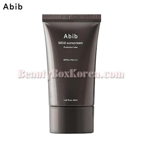 ABIB Mild Sunscreen Protection Tube SPF50+ PA++++ 50ml,ABIB
