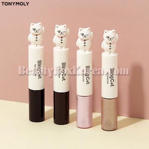 TONYMOLY Bling Cat Tail Liquid Liner 4g,TONYMOLY