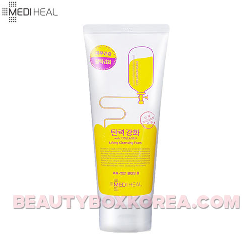 MEDIHEAL Collagen Care Cleansing Foam 170ml,MEDIHEAL