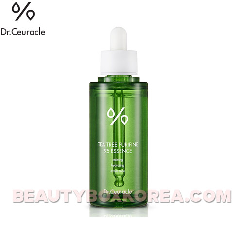DR.CEURACLE Tea Tree Purifine 95 Essence 50ml,LEEJIHAM