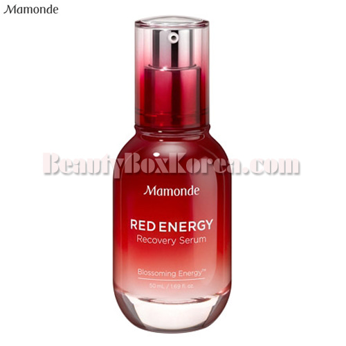 MAMONDE Red Energy Recovery Serum 50ml,MAMONDE