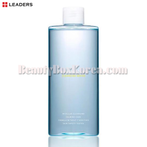 LEADERS Calming Clear Cleansing Water 400ml,LEADERS