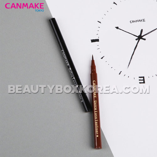CANMAKE Quick Easy Eyeliner 0.5g,CANMAKE