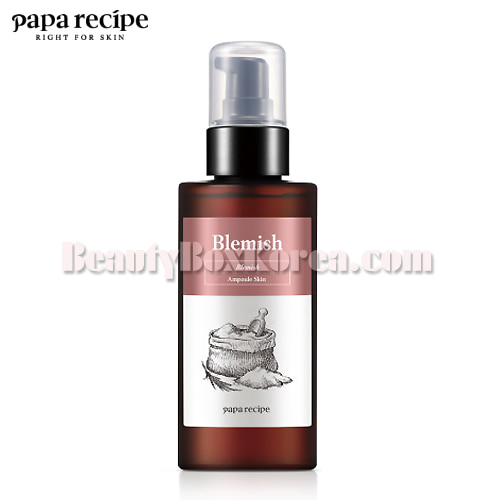 PAPA RECIPE Blemish Ampoule Skin 150ml,PAPA RECIPE