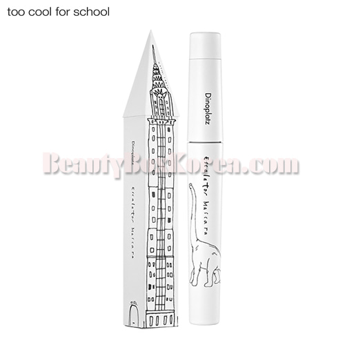 TOO COOL FOR SCHOOL Dinoplatz Escalator Mascara 6.5g,TOO COOL FOR SCHOOL