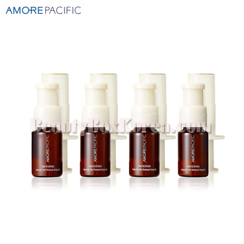 AMOREPACIFIC Time Response Intensive Skin Renewal Ampoule 7ml*4ea,AMOREPACIFIC