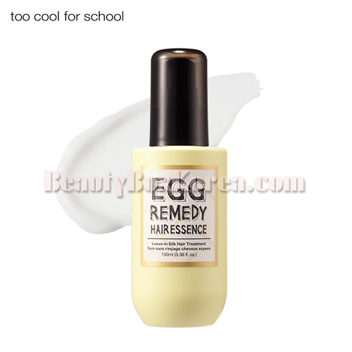 TOO COOL FOR SCHOOL Egg Remedy Hair Essence 100ml,TOO COOL FOR SCHOOL