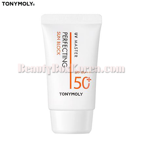 TONYMOLY UV Master Perfecting Sun Block SPF50+ PA+++ 50ml,TONYMOLY
