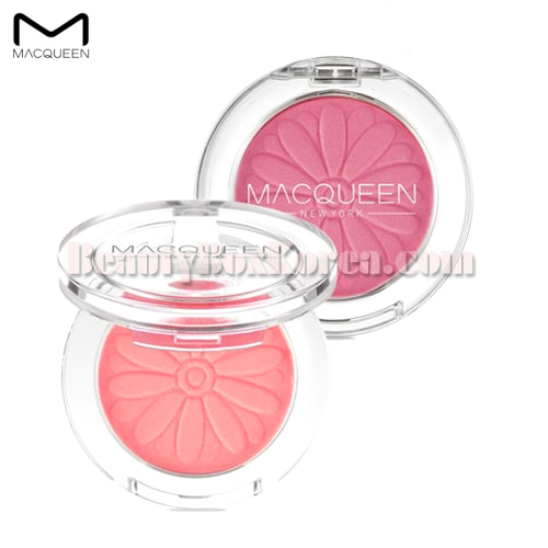 MACQUEEN NEWYORK Daisy Pop Blusher 3.5g,MACQUEEN New York