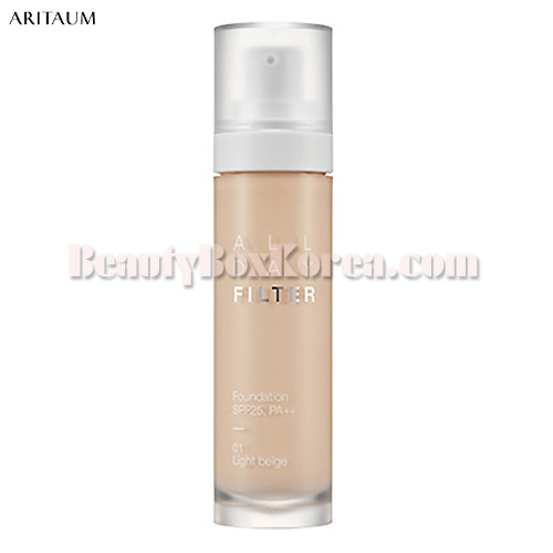 ARITAUM All Day Filter Foundation 40ml,ARITAUM