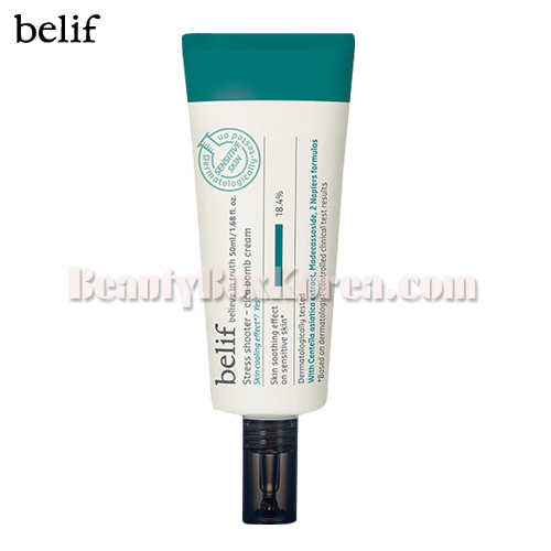 BELIF Stress Shooter Cica Bomb Cream 50ml,BELIF