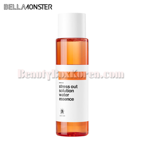 BELLAMONSTER Stress Out Solution Water Essence 200ml,BELLAMONSTER
