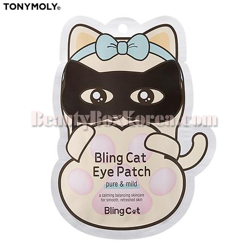 TONYMOLY Bling Cat Eye Patch 10g 1ea,TONYMOLY