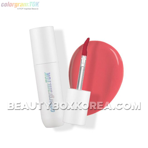 COLORGRAM:TOK X IZ*ONE Thunderbolt Tint Mousse 4g,Own label brand