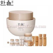 Hanyul Baek Hwa Goh Anti-Aging Cream 60ml Set 14items, HANYUL